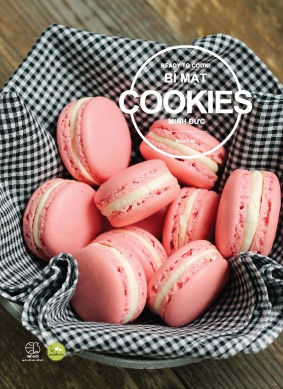 Bìa sách Ready To Cook - Bí Mật Cookies