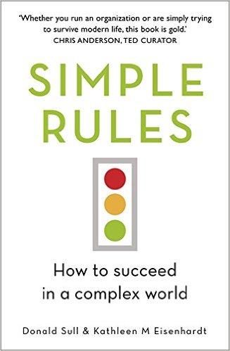 Khuyên đọc sách Simple Rules - Paperback