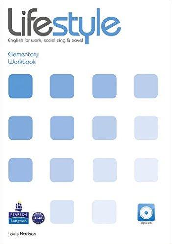 Bìa sách Lifestyle Ele: WorkBook with Audio CD - Paperback