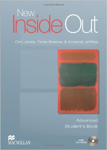 Bìa sách New Inside Out Adv: Student Book With CD-Rom - Paperback