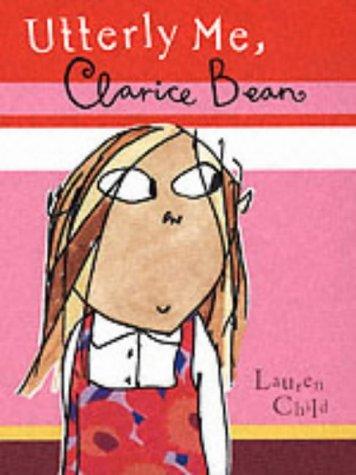 Bìa sách Clarice Bean: Utterly Me - Award Winner