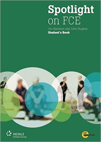Bìa sách Spotlight On FCE: Student Book With My FCE Online - Paperback
