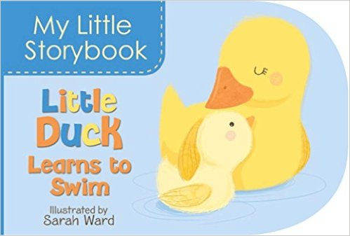 Bìa sách My Little Storybook: Little Duck Learns To Swim
