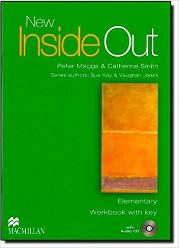 Bìa sách New Inside Out Ele: Workbook With Key With CD-Rom - Paperback