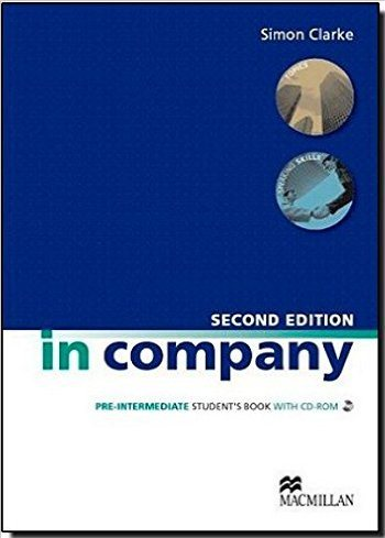 Bìa sách In Company (2 Ed.) Pre-Inter: Student Book With CD-ROM - Paperback