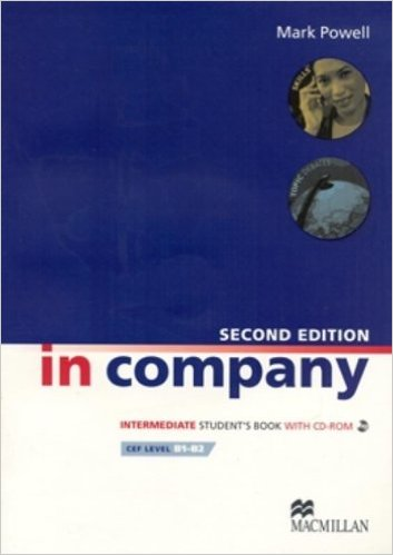 Bìa sách In Company (2 Ed.) Inter: Student Book With CD-Rom - Paperback