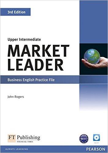 Bìa sách Market Leader ( 3 Ed.) Upper-Inter: Practice File With CD - Paperback
