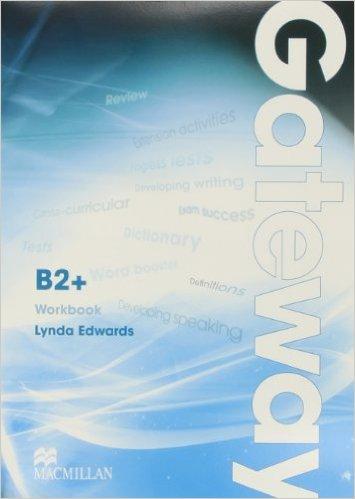 Bìa sách Gateway B2+: WorkBook - Paperback
