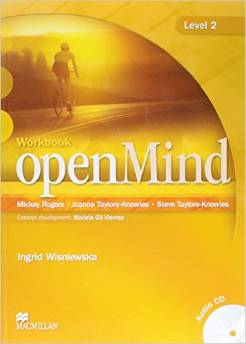 Bìa sách OpenMind 2: Workbook With CD - Paperback