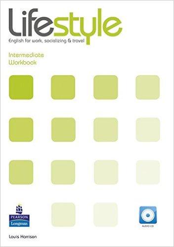 Bìa sách Lifestyle Inter: Workbook With Audio CD - Paperback