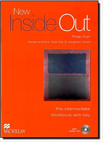 Bìa sách New Inside Out Pre-Inter: Student Book With CD-Rom - Paperback
