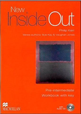 Bìa sách New Inside Out Pre-Inter: Workbook With Key With CD-Rom - Paperback