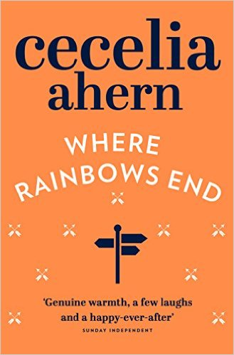 Bìa sách Where Rainbows End