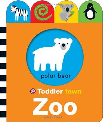 Bìa sách Toddler Town: Zoo