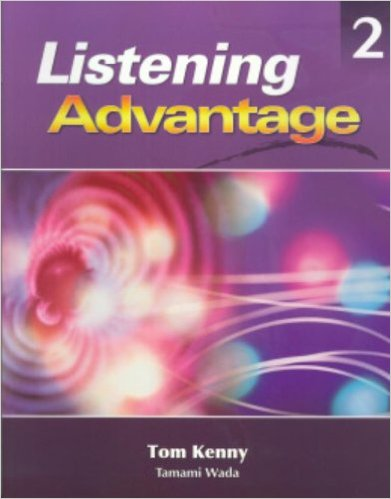 Bìa sách Listening Advantage 2: Student book With Audio CD - Paperback