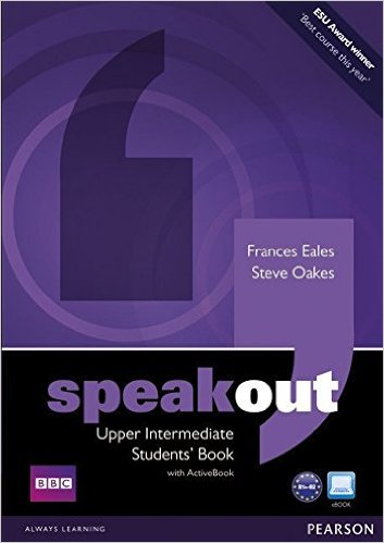 Bìa sách Speakout Upper-Inter: Student Book  DVD / Active Book - Paperback