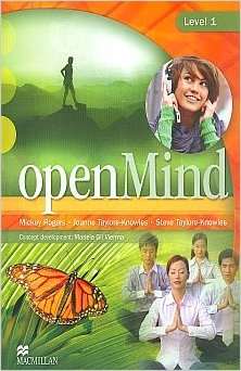 Bìa sách OpenMind 1: Student Book - Paperback
