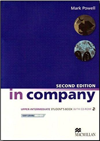 Bìa sách In Company (2 Ed.) Upper-Inter: Student Book With CD-Rom - Paperback