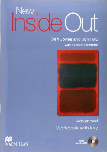 Bìa sách New Inside Out Adv: Workbook With Key With CD-Rom - Paperback
