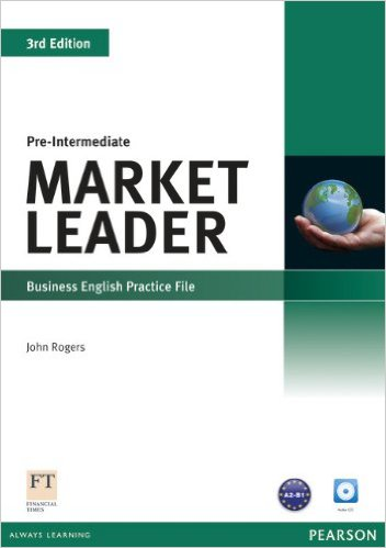 Bìa sách Market Leader ( 3 Ed.) Pre-Inter: Practice File With CD- Paperback