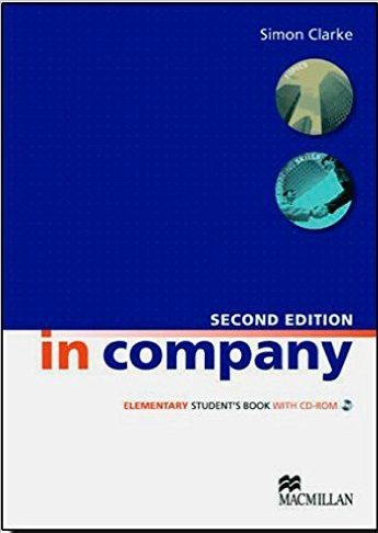 Bìa sách In Company (2 Ed.) Ele: Student Book With CD-ROM - Paperback