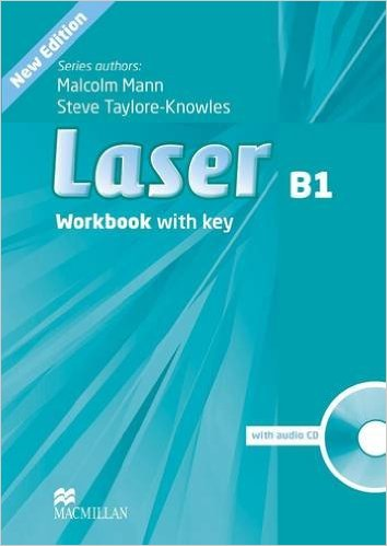 Bìa sách Laser (3 Ed.) B1: Workbook With Key With CD - Paperback