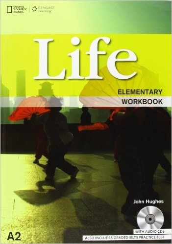 Bìa sách Life Ele: Workbook With Audio CD - Paperback