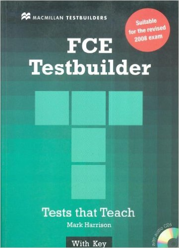 Bìa sách New FCE TestBuilder: Student Book With Key With Audio CD - Paperback