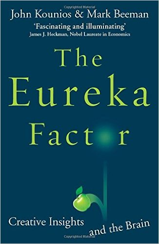 Bìa sách The Eureka Factor: Creative Insights And The Brain - Paperback