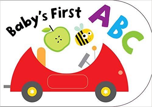 Bìa sách Baby's First ABC