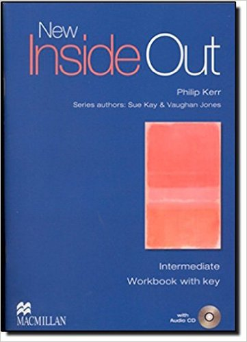 Bìa sách New Inside Out Inter: Student Book With CD-Rom - Paperback