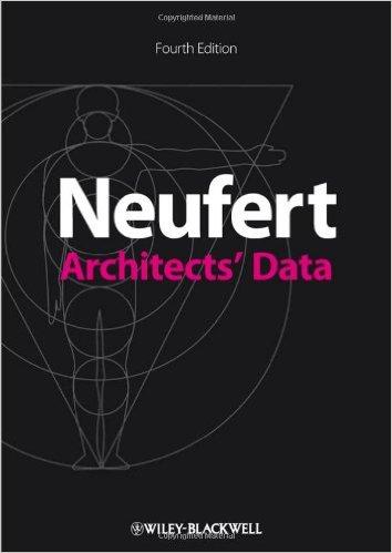Bìa sách Neufert Architects