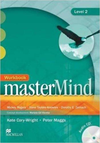 Bìa sách MasterMind 2: Workbook With CD - Hardcover