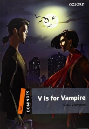 Bìa sách Dominoes 2: V is For Vampire MultiROM Pack - Paperback