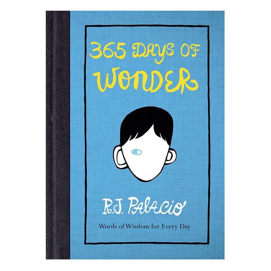 Bìa sách 365 Days Of Wonder