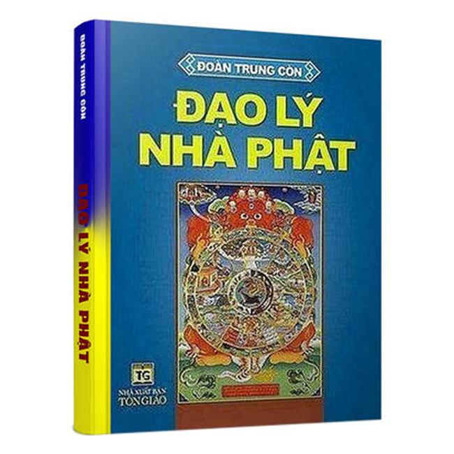 Bìa sách Đạo Lý Nhà Phật (Tái Bản)