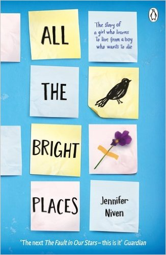 Bìa sách All The Bright Places (Paperback)