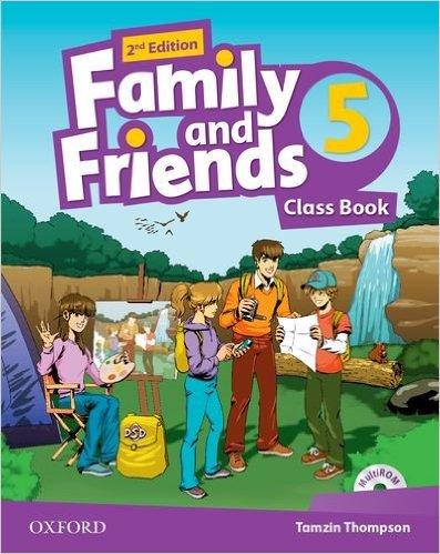 Bìa sách Family  Friends (2 Ed.) 5 Class Book Pack - Paperback