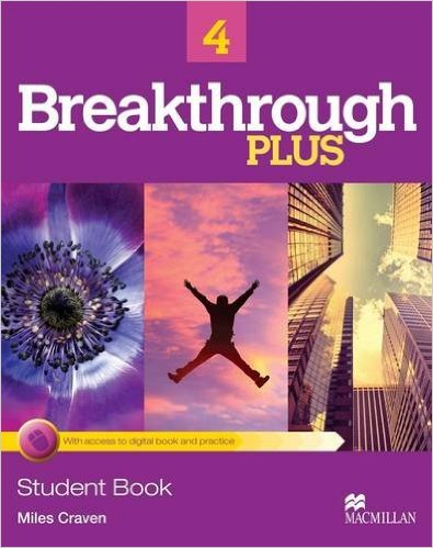 Bìa sách Breakthrough Plus 4: Student Book With Digibook Pack - Paperback