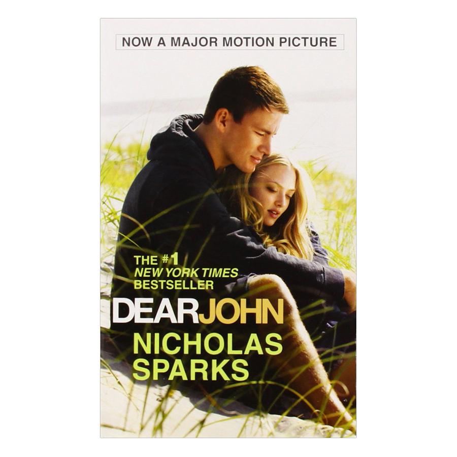 Bìa sách Dear John