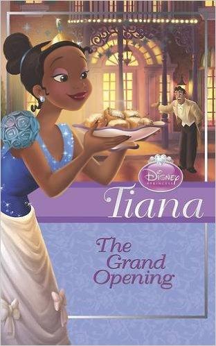 Bìa sách Tiana – The Grand Opening (Paperback)