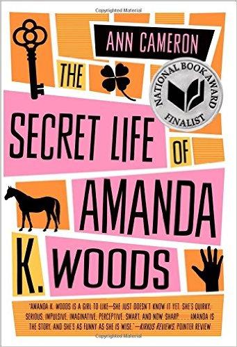 Bìa sách The Secret Life Of Amanda K.Woods