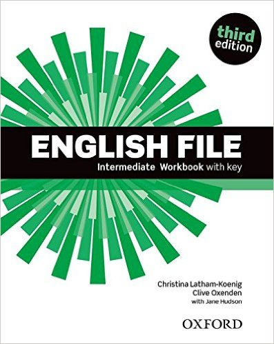 Bìa sách English File (3 Ed.) Inter: Workbook With Key - Paperback