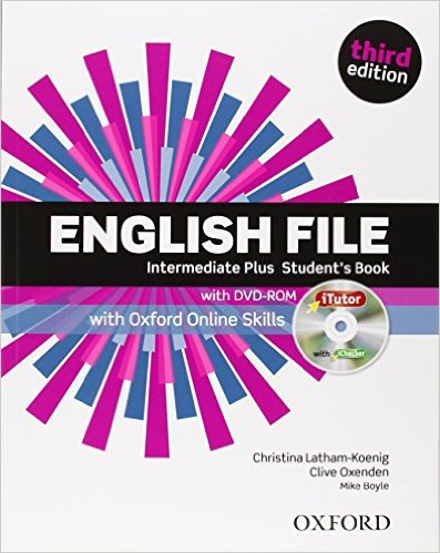 Bìa sách English File (3 Ed.) Inter Plus: Student Book With ITutor With Online Skills Practice Pack - Paperback