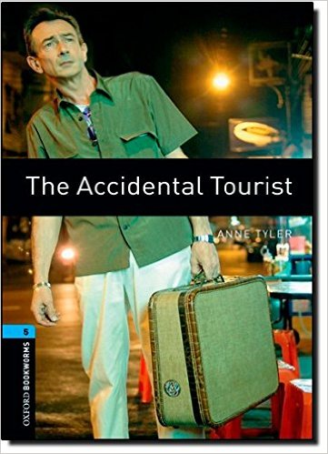 Bìa sách OBWL 3E Level 5: The Accidental Tourist - Paperback