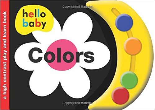 Bìa sách Hello Baby Play And Learn: Colors