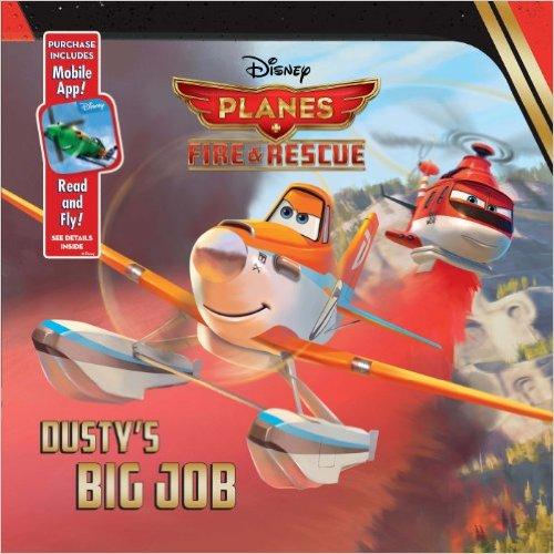 Bìa sách Planes: Fire  Rescue Dusty