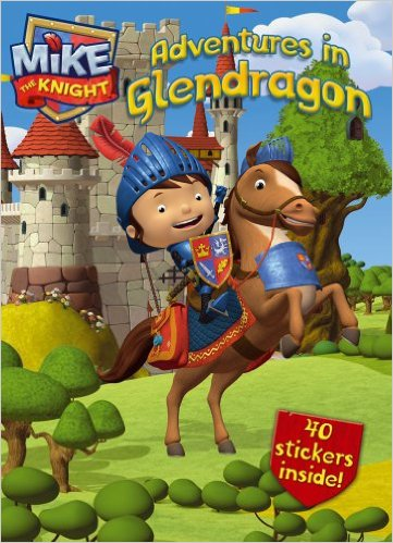 Bìa sách Mike The Knight: Adventures In Glendragon