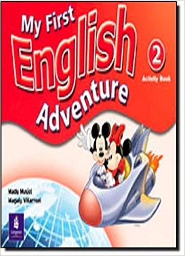 Bìa sách My First English Adventure 2: Activity Book - Paperback