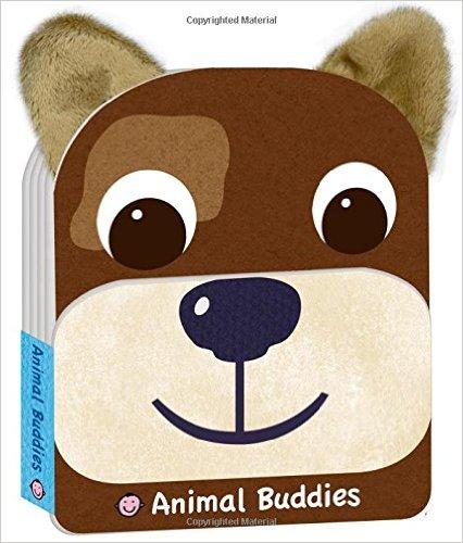 Bìa sách Animal Buddies: Puppy